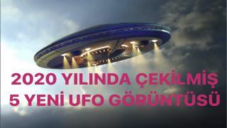 EN YENİ UFO GÖRÜNTÜLERİ 2020 !