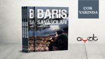 Barış Savaşçıları Kitabı Cuma Günü Çıkıyor !