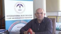"""IBC Başkanı Recep Üker: """"İnsani Yardım Görevlileri Gerçek Hayat Kahramanlarıdır"""""""